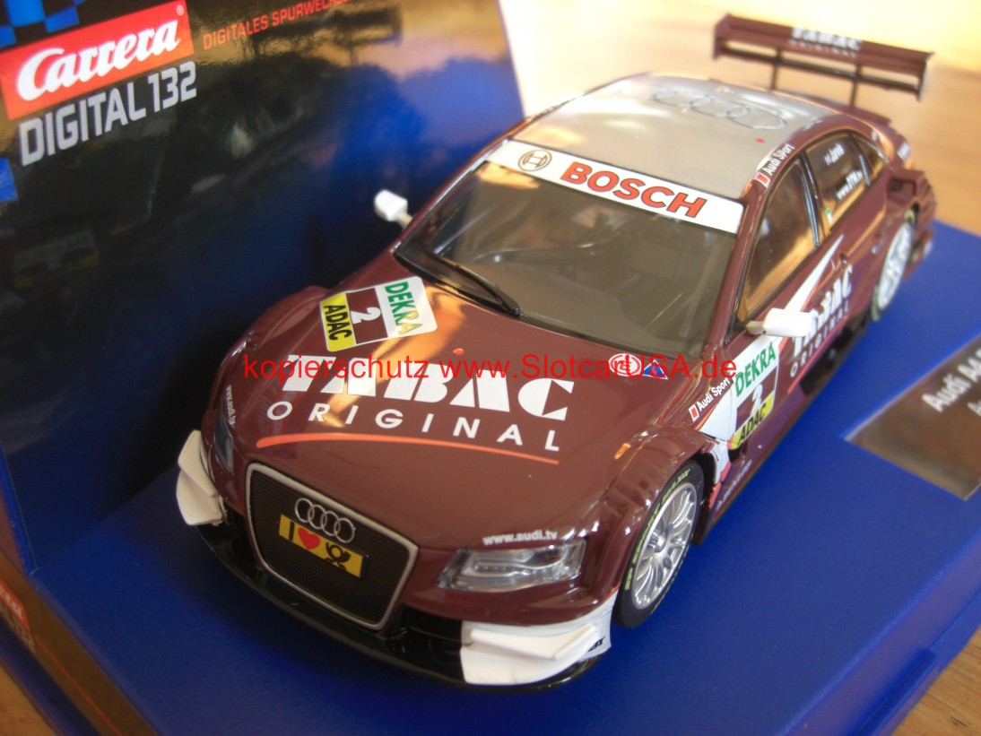 audi a4 dtm 2008 audi sport team abt o jarvis slotcarusa. Black Bedroom Furniture Sets. Home Design Ideas