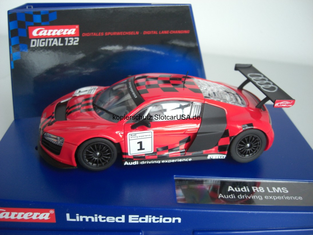 audi r8 lms driving experience rot schwarz limited edition. Black Bedroom Furniture Sets. Home Design Ideas
