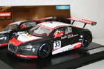 Carrera Digital 124 23775 Audi R8 LMS Audi Sport Team WRT - 24h Spa 2011 Nr. 33
