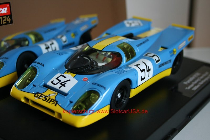 porsche 917 k gesipa racing team 1000km n rburgring 1970. Black Bedroom Furniture Sets. Home Design Ideas