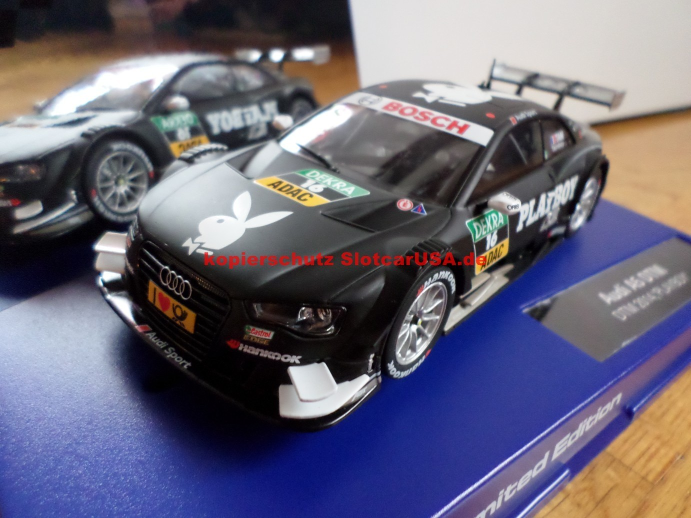 audi a5 dtm team abt playboy adrien tambay nr 16 limited. Black Bedroom Furniture Sets. Home Design Ideas