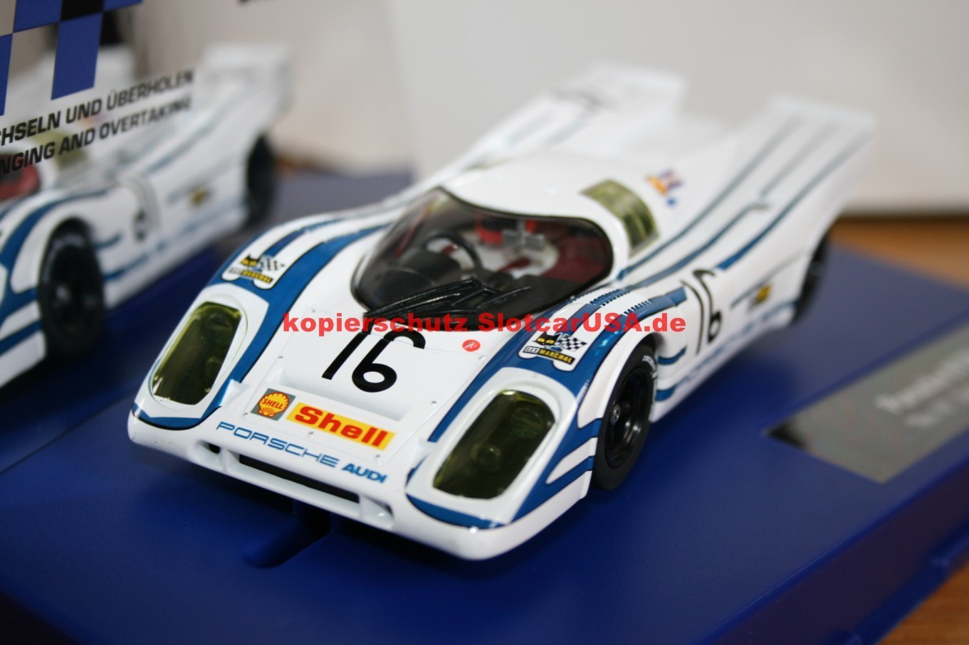 porsche 917 k sebring nr 16 slotcarusa. Black Bedroom Furniture Sets. Home Design Ideas