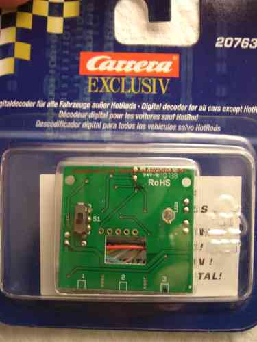 Carrera Digital 124 Digital Decoder 20763