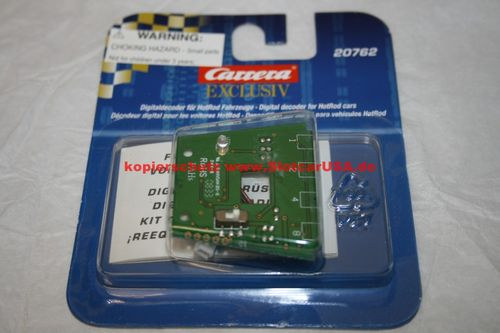 Carrera Digital 124 HOTROD Decoder 20762