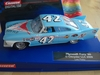 Carrera Digital 132 30493 Plymouth Fury 60 Lee Petty USA Modell