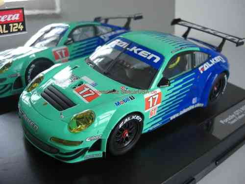 Carrera Digital 124 23759 Porsche 911 GT3 RSR Team Falken Nr. 17