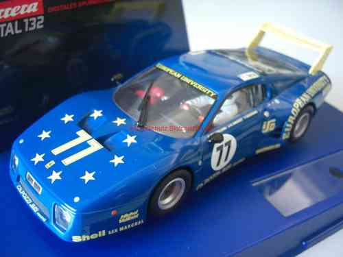 Carrera Digital 132 27126 Ferrari 512 BB JMS Nr. 77