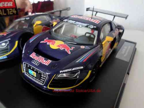 Carrera Digital 124 23781 Audi R8 LMS Phoenix Racing Racetaxi