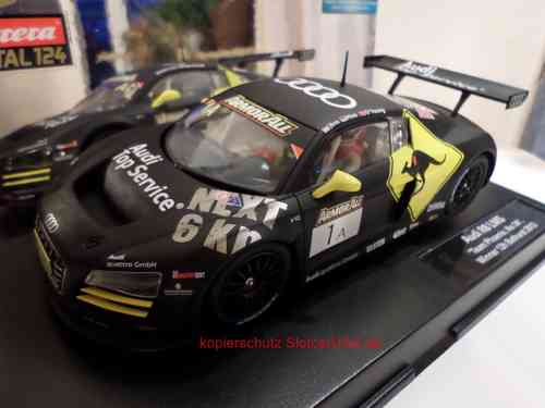 Carrera Digital 124 23782 Audi R8 LMS Team Phoenix 12h Bathrust 2012 Nr. 1A