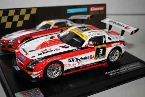 Carrera Digital 124 23790 Mercedes-Benz SLS AMG GT3 Team Black Falcon