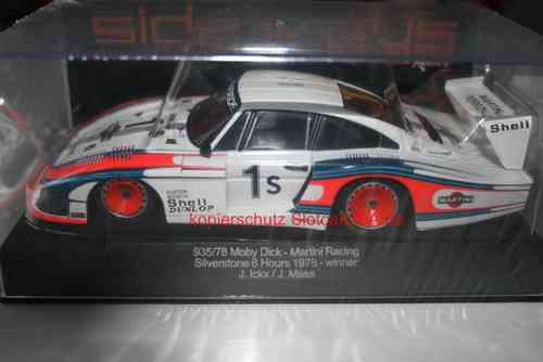 Porsche 935/78 Moby Dick Martini Racing