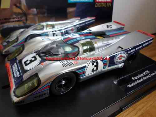 Carrera Digital 124 23797 Porsche 917 K Martini & Rossi Racing Team Nr. 3