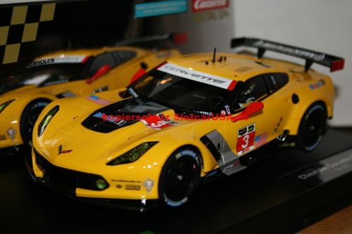 Carrera Digital 124 23818 Chevrolet Corvette C7R Nr. 3