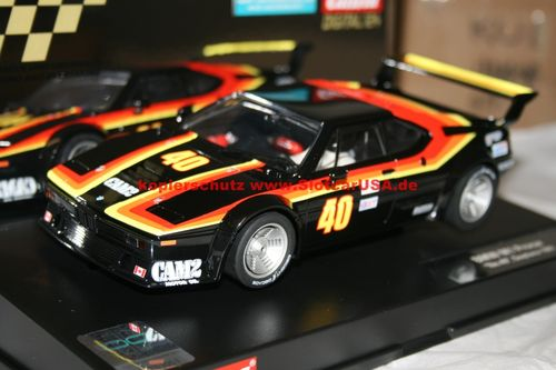 Carrera Digital 124 23833 BMW M1 Procar Daytona 1981 Nr. 40