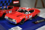 Carrera Digital 132 30754 Ford Torino Talladega Wendell Scott Nr. 34