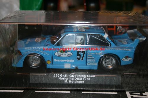 Sideways SW42 BMW 320 Gr. 5 GS Tuning Team Fruit of the Loom Norisring DRM