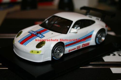 Fly Slot 704105 Porsche 911 RSR GT3 Martini Recing SPECIAL EDITION