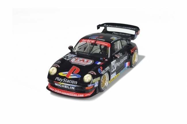 gt spirit gt103 porsche 911 993 gt2 le mans 1998 slotcarusa. Black Bedroom Furniture Sets. Home Design Ideas