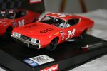 Carrera Evolution 27521 Ford Torino Talladega Wendell Scott Nr. 34