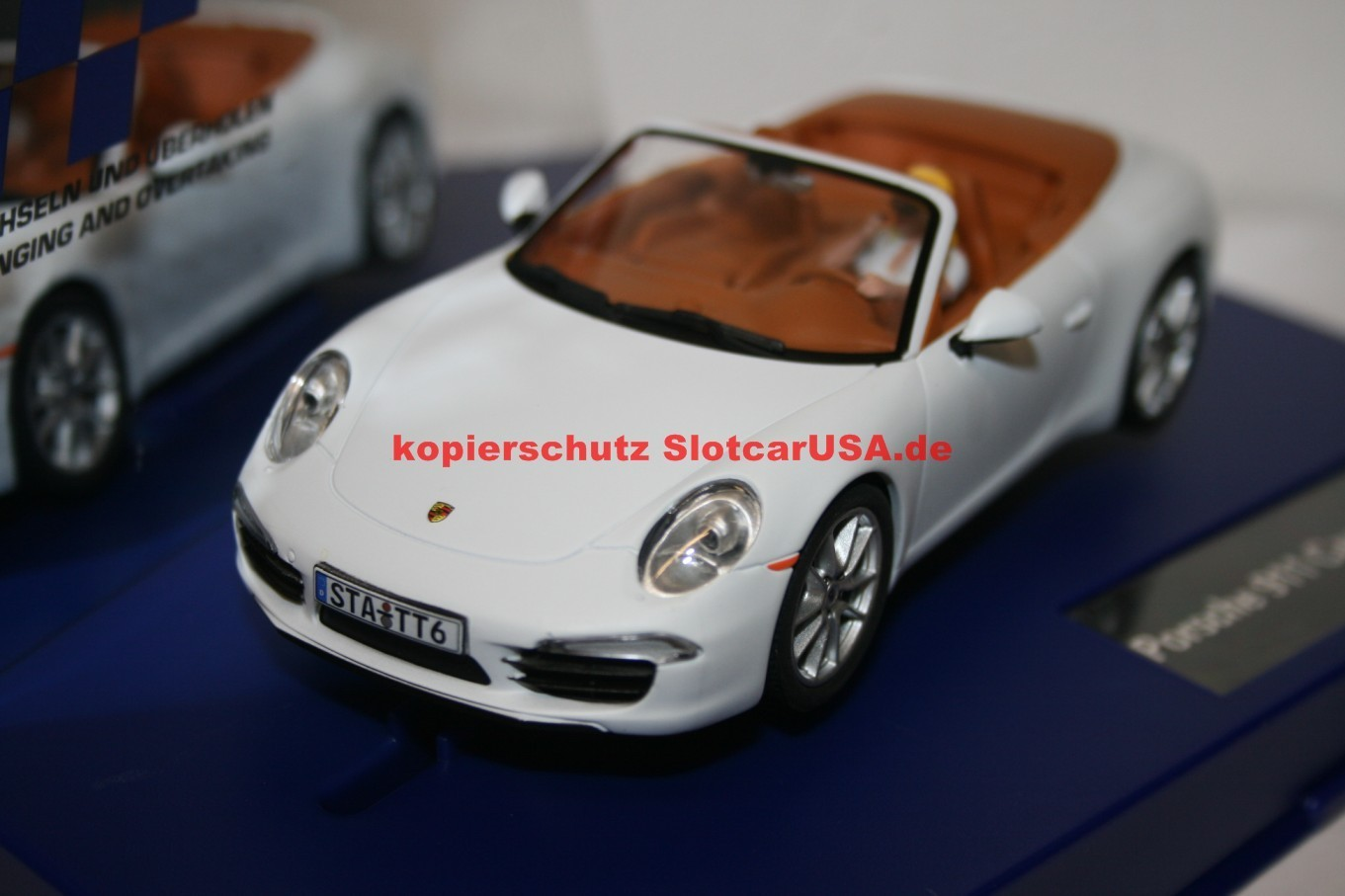 Idee+Spiel Sondermodell 2016 Carrera Digital 132 Porsche 911 Cabrio