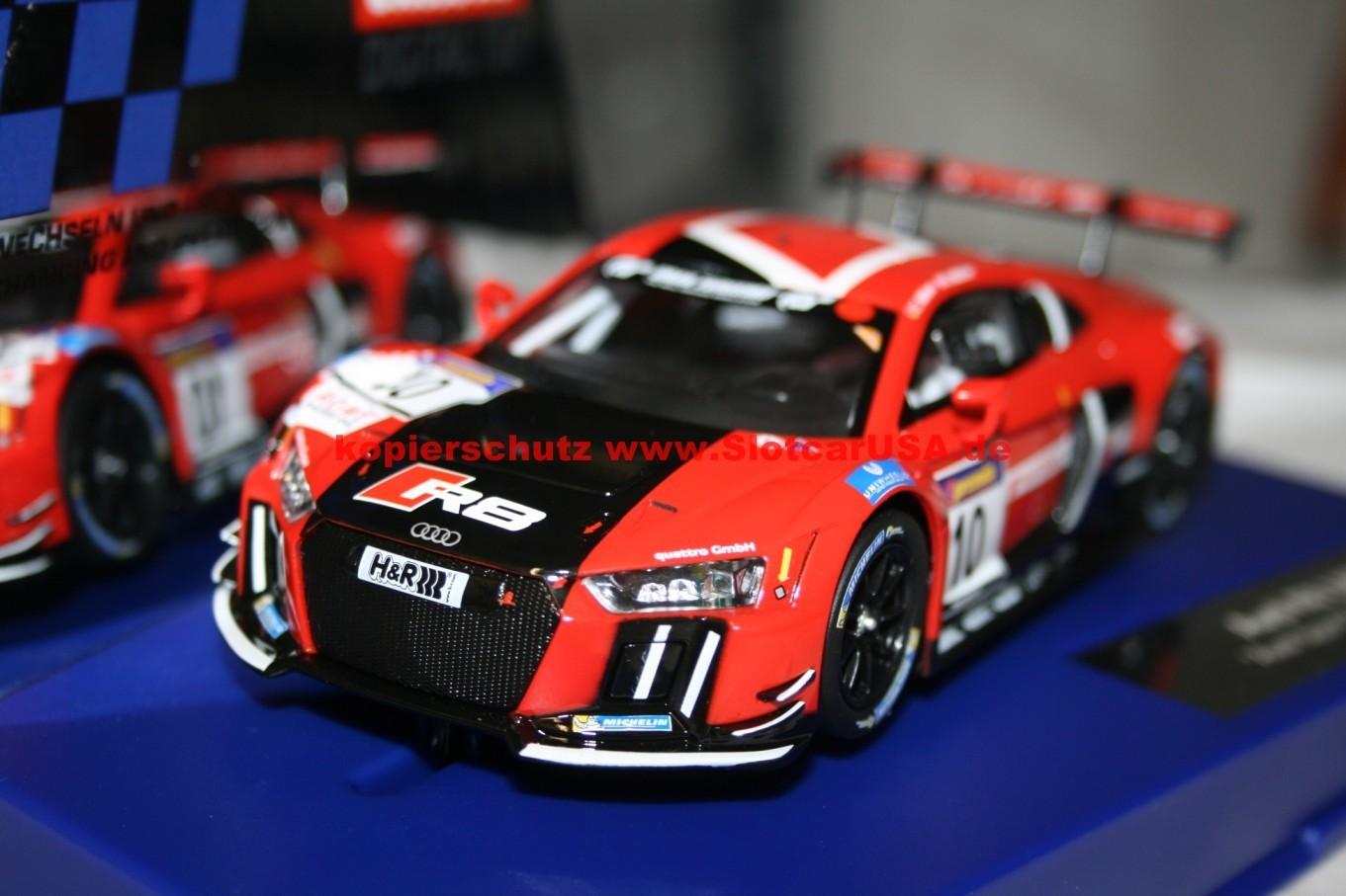 Carrera Digital 132 30770 Audi R8 Lms Audi Sport Team Nr 10 Slotcarusa