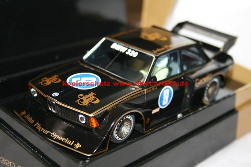 Sideways SWLE06 BMW 320 JPS Penang 1983 Limited Edition