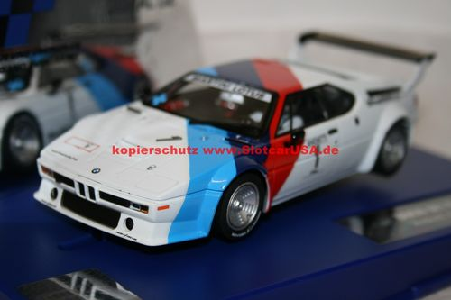 "Carrera Digital 132 30814 BMW M1 Procar ""Andretti, Nr .01"", 1979"