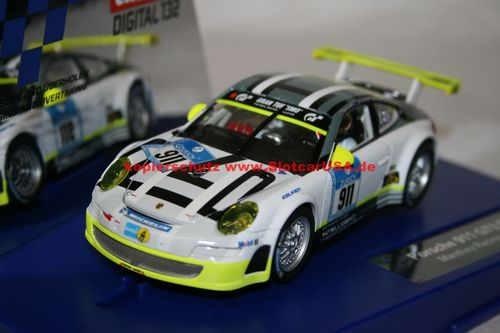 Carrera Digital 132 30780 Porsche 911 GT3 RSR Manthey Racing Livery Nr. 911