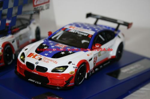 Carrera Digital 132 30811 BMW M6 GT3 Team RLL, Nr. 25