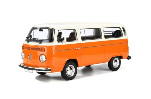 Ottomobile G026 VOLKSWAGEN TYPE 2 T2 Kombi 1978 ORANGE