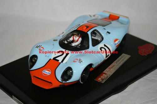 Racer RCR S01B Ford P68 Nr. 21 Limited Edition Top Racer Slotlandia