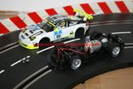 Carrera Evolution Porsche 911 GT3 RSR Manthey Racing Livery Nr. 911