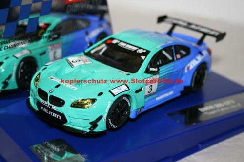 Carrera Digital 132 30844 BMW M6 GT3 Team Falken Nr. 3