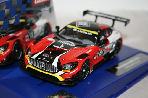 Carrera Digital 132 30846 Mercedes-AMG GT3 AKKA ASP Nr. 87