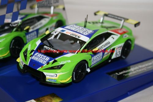 Carrera Digital 132 30864 Lamborghini Huracan GT3 Imperiale Racing Team Nr. 6