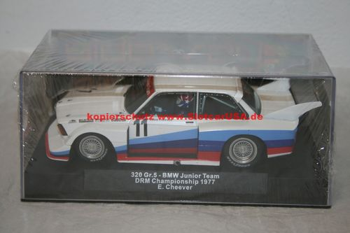 Sideways SW58B BMW 320 turbo Gr. 5 - BMW Junior Team - Eddie Cheever