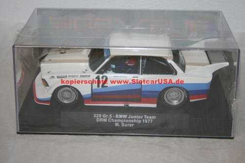 Sideways SW58C BMW 320 turbo Gr. 5 - BMW Junior Team - Marc Surer
