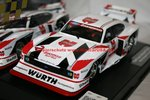 Carrera Digital 124 23858 Ford Capri Zakspeed Turbo Würth-Zakspeed Team Nr. 2