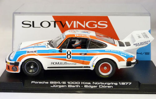 Slotwings W065-02 Porsche 934/5 Nuerburgring 1000 km 1977