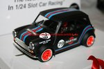 BRM BRM090B 1/24 Slotcar MINI COOPER MARTINI BLACK EDITION Nr. 79
