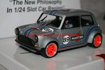 BRM BRM090G 1/24 Slotcar MINI COOPER GREY EDITION Nr. 89