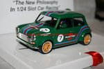 BRM BRM090V 1/24 Slotcar MINI COOPER GREEN EDITION Nr. 7