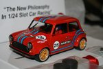 BRM BRM090R 1/24 Slotcar MINI COOPER RED EDITION Nr. 28