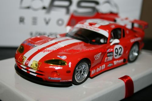 RevoSlot RS0022 Dodge Viper Team Oreca / Mobil 1 - Red Nr. 92