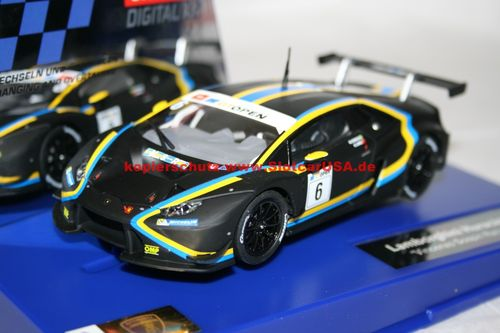 Carrera Digital 132 30872 Lamborghini Huracan GT3 Vincenco Sospiri Racing Nr. 6
