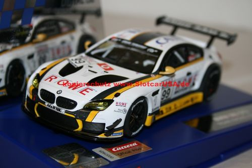 Carrera Digital 132 30871 BMW M6 GT3 Rowe Racing Nr. 99