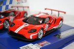 Carrera Digital 132 30873 Ford GT Race Car Time Twist Nr. 1