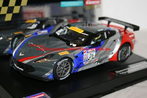 Carrera Digital 124 23878 Chevrolet Corvette C7R Callaway Competition Nr. 26