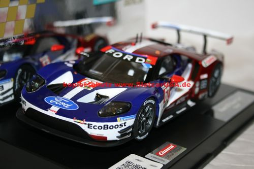 Carrera Digital 124 23875 Ford GT Race Car Nr. 67