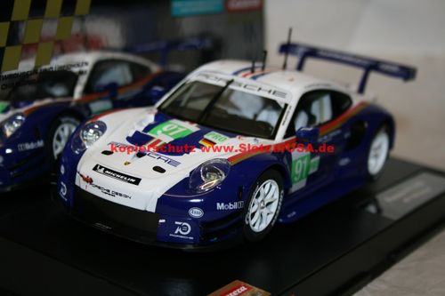 Carrera Digital 124 23885 Porsche 911 RSR (991) 956 Design Nr. 91